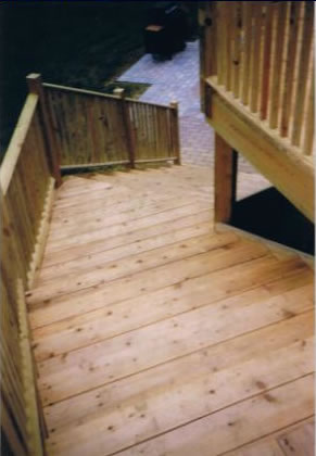 Custom staircases in in PA, DE & MD