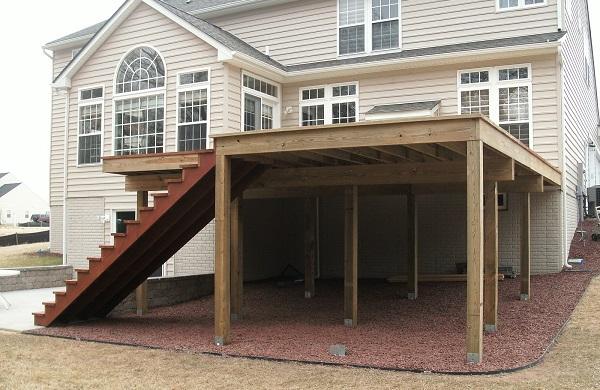 exterior decks